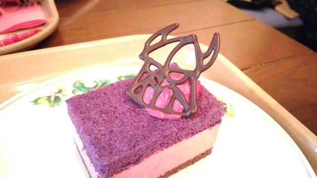 ザーグの手下になれるケーキ