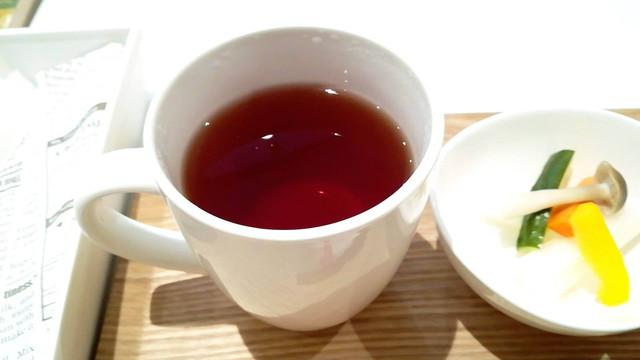coco de tea 温泉紅茶