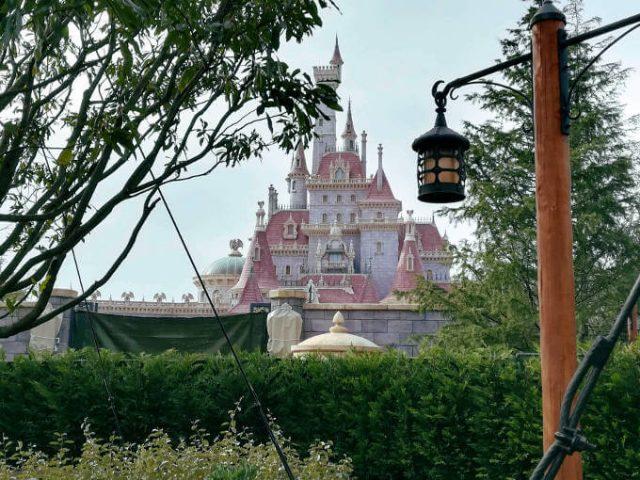 美女と野獣のお城