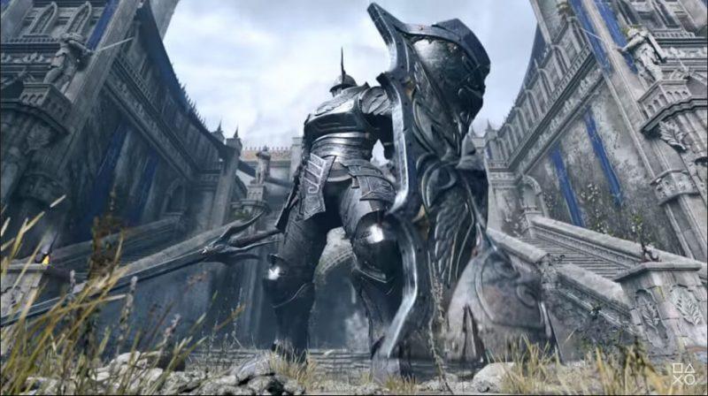 Demon's Souls 搭の騎士