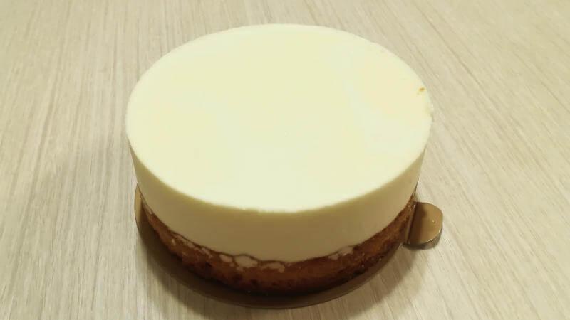 キャラメルゴーストハウス レアアップルケーキ 見た目