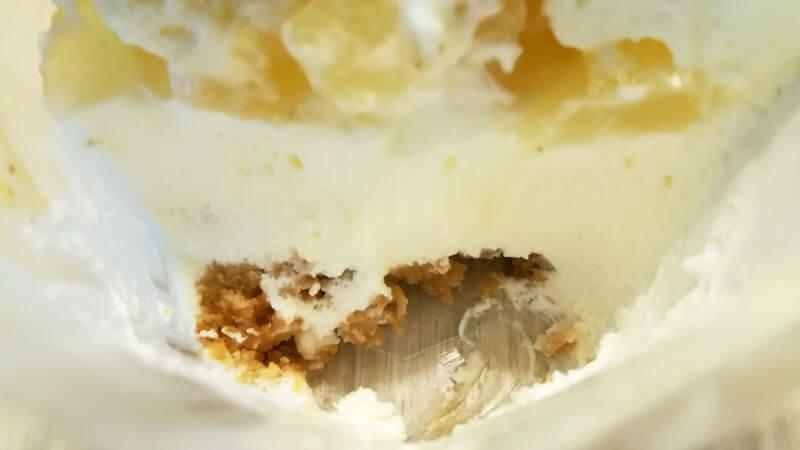 セブンイレブン 恋する火曜日のアップルクランブルチーズ クッキークランブル