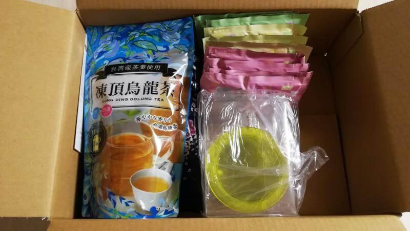 台湾茶の久順銘茶 2021年福袋