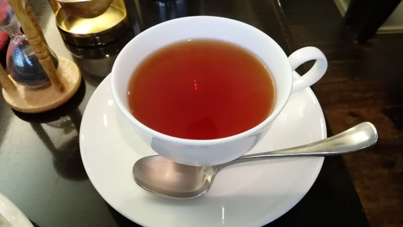 coffee&tea BBB アフタヌーンブレンドティー