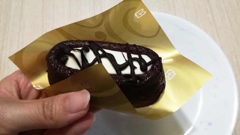 ローソン新作スイーツ 生ガトーショコラ